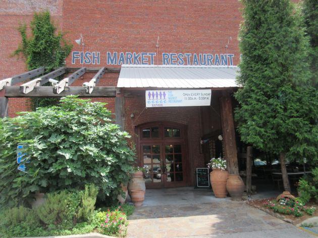 Fish Market!