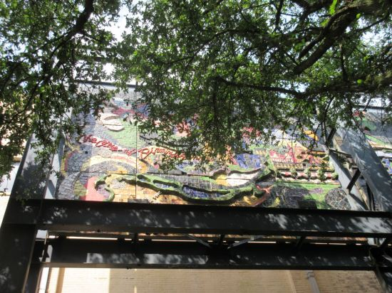 Hidden Murals!