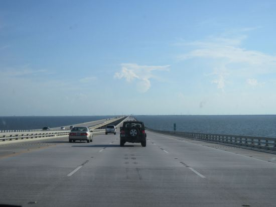 I-10 Twin Span Bridge!