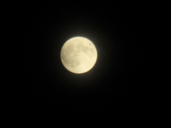 The Moon!
