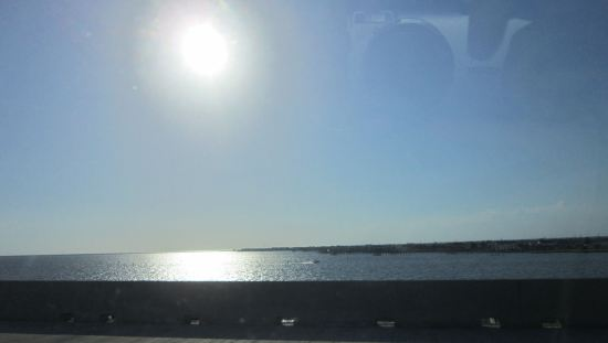 Lake Pontchartrain!