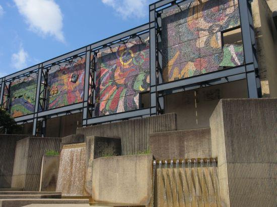 Murals + Falls!