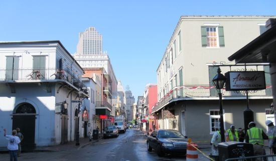 New Orleans Morning!