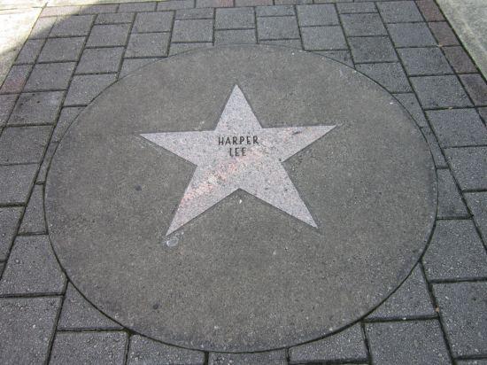Harper Lee star!