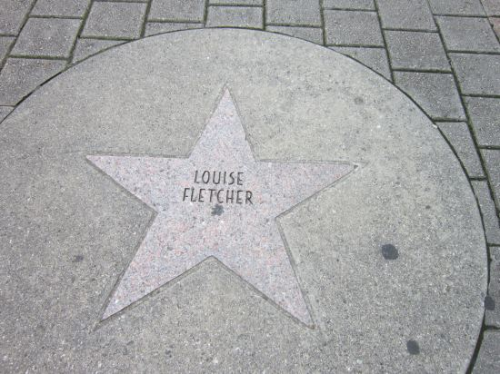 Louise Fletcher!