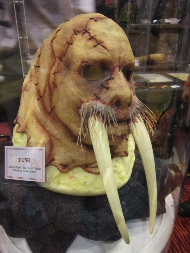 Tusk Mask!