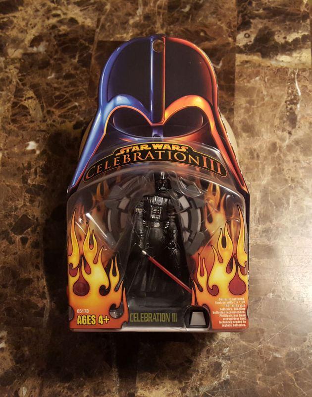 Vader CIII Figure!
