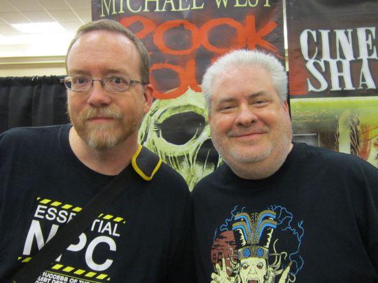 Michael West!