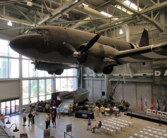 Douglas C-47 Skytrain!