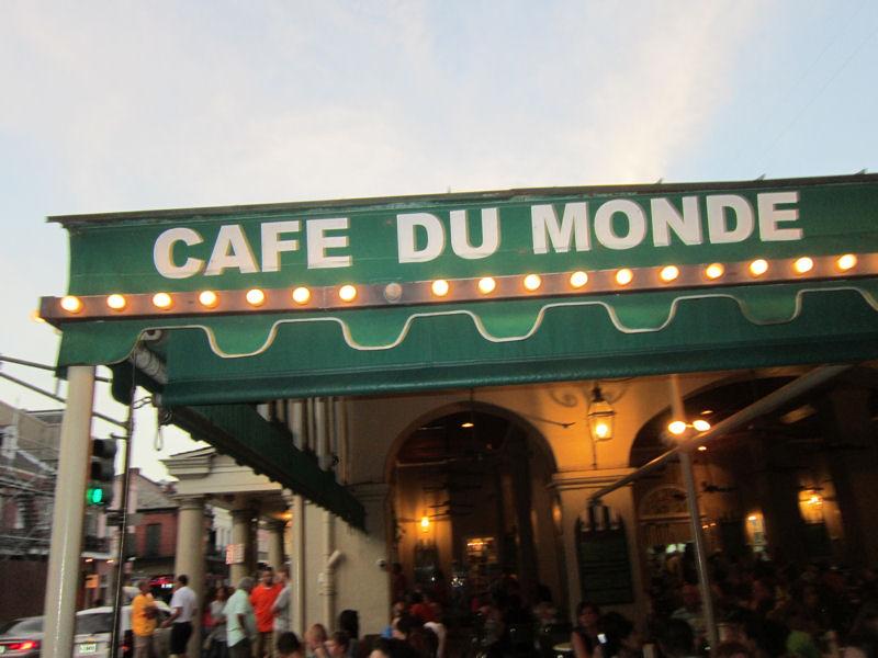 2015 road trip photos 25 the other end of the for Restaurant cuisine du monde paris