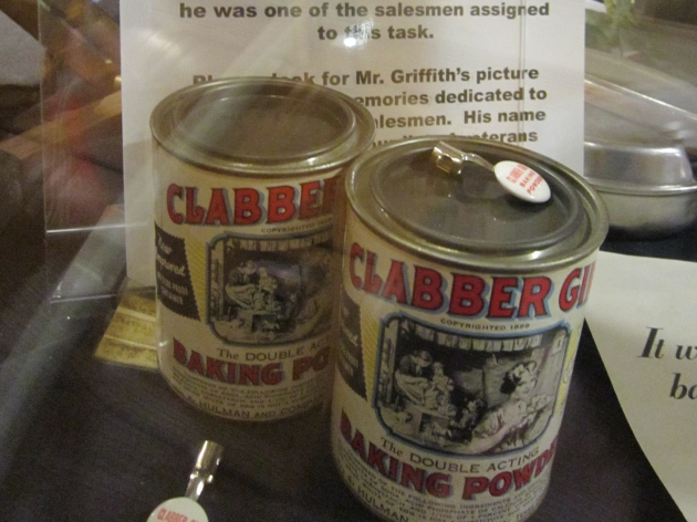 Clabber Girl!