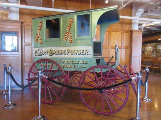 Clabber Wagon!