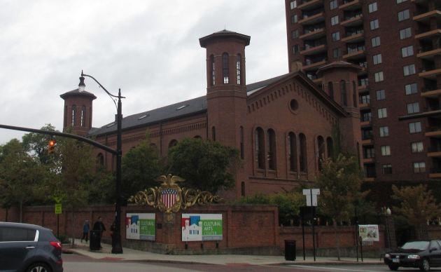 Cultural Arts Center!