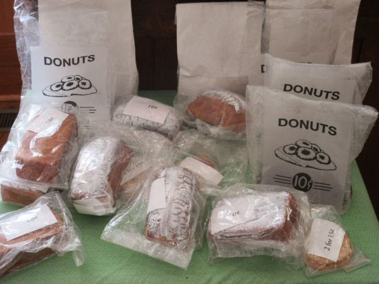 Donuts for Dimes!