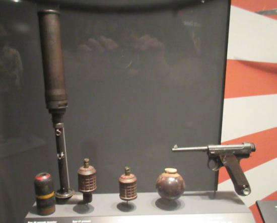 Grenades!