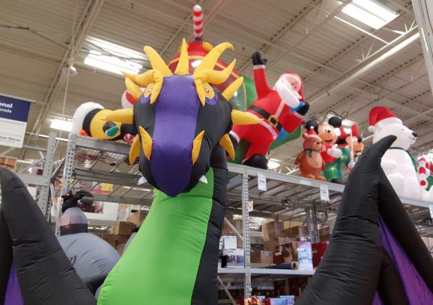 Halloween Dragon!
