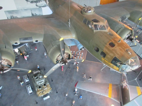 B17E Flying Fortress!