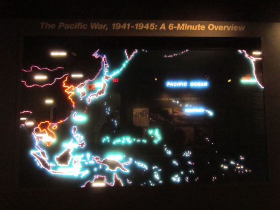 Pacific Theater Map!