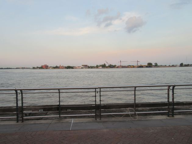 Mississippi River!