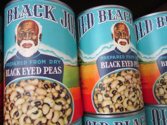 Old Black Joe Peas!
