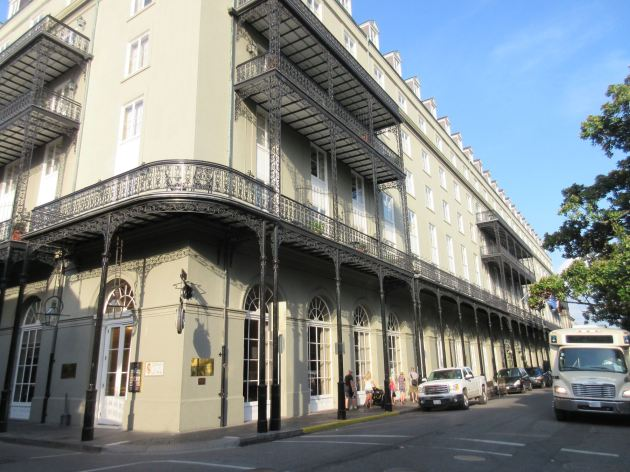 Omni Royal Orleans!