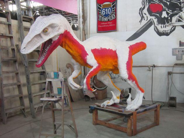 Part Raptor!