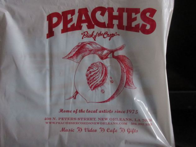 Peaches Records!