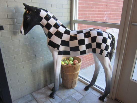 Racehorse!
