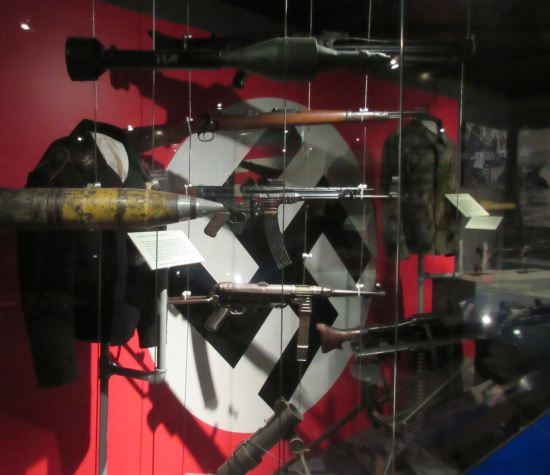 Rifles!