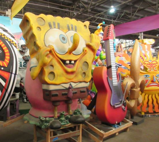 Spongebob Squarepants!