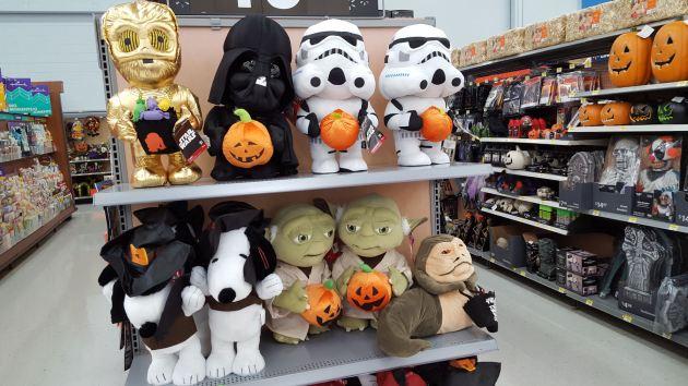 Star Wars Halloween!