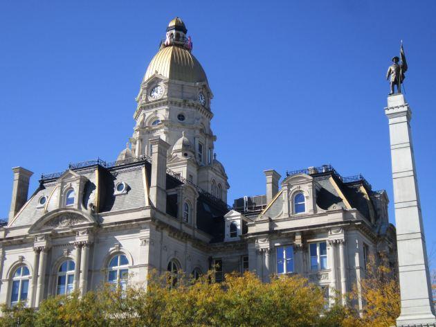 Vigo County Courthouse!
