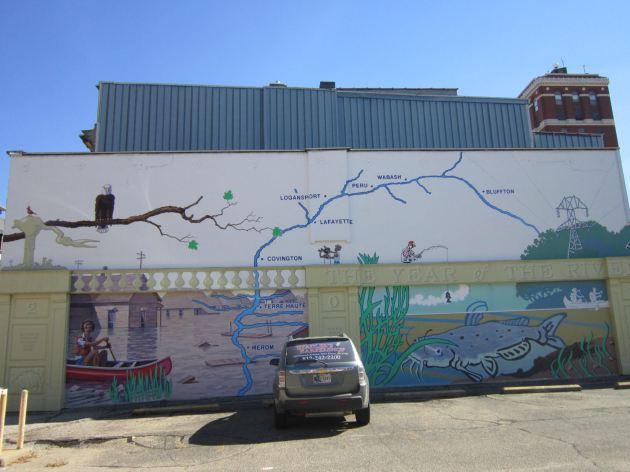 Wabash Mural!
