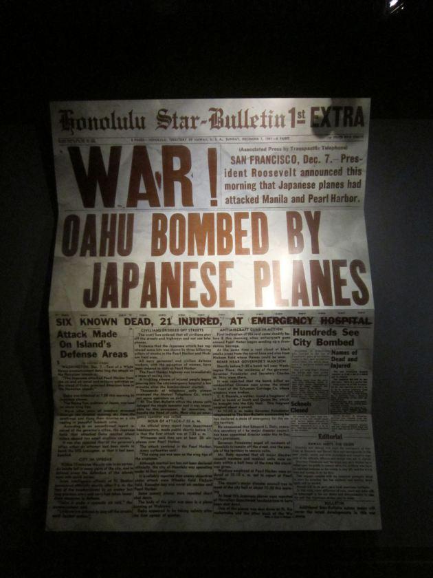 War News.