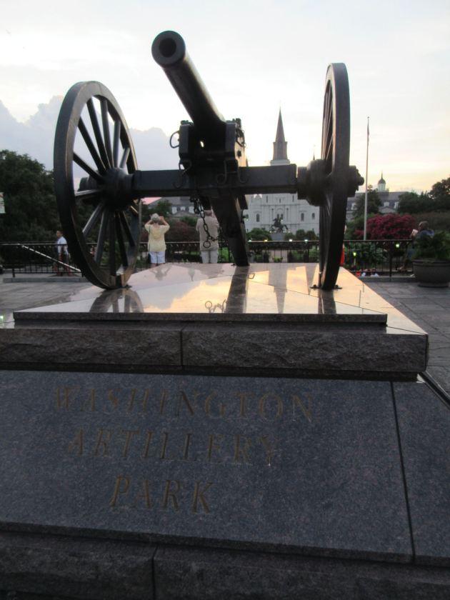 Civil War Cannon Replica!