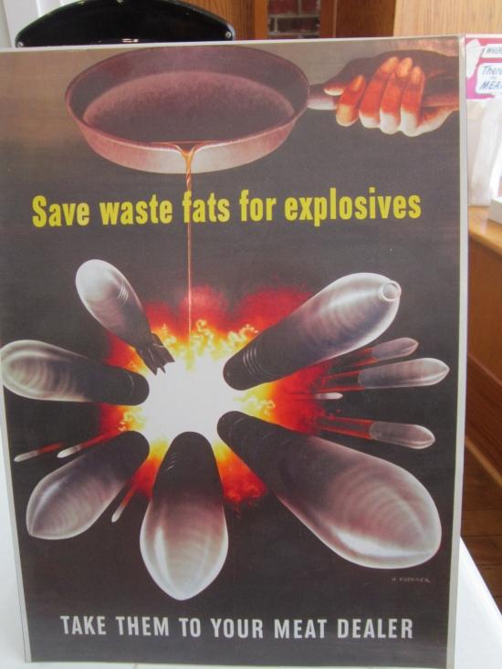 Waste Fat Wins Wars!