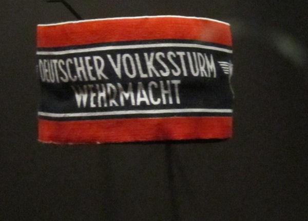 Wehrmacht Armband.