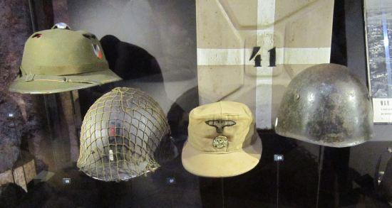 WWII hats!