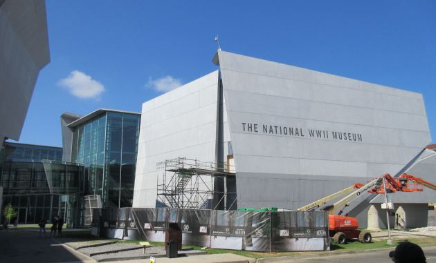 National WWII Museum!