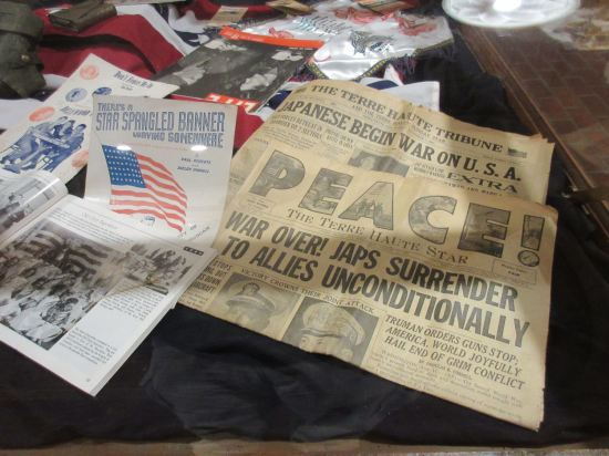 WWII Papers!
