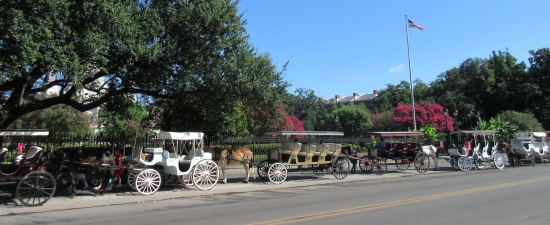 Carriages!