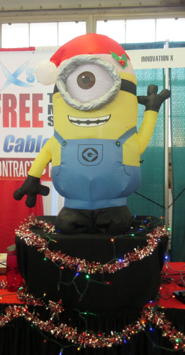 Christmas Minion!