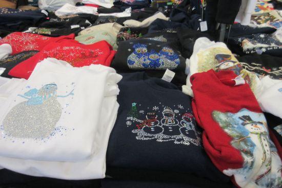 Christmas Sweatshirts!
