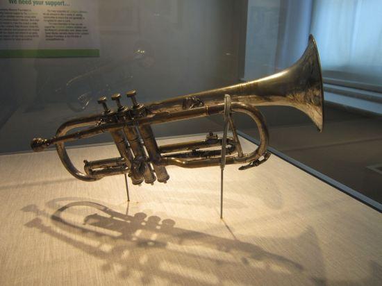 Famous Trumpet!