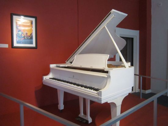 Fats Domino Piano!