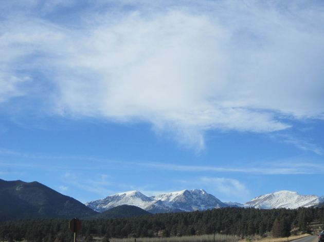 Rocky Mountain National Park!