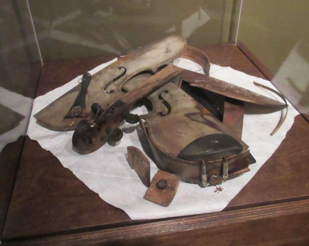 Gatemouth Brown's Fiddle!