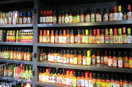 Hot Sauces!