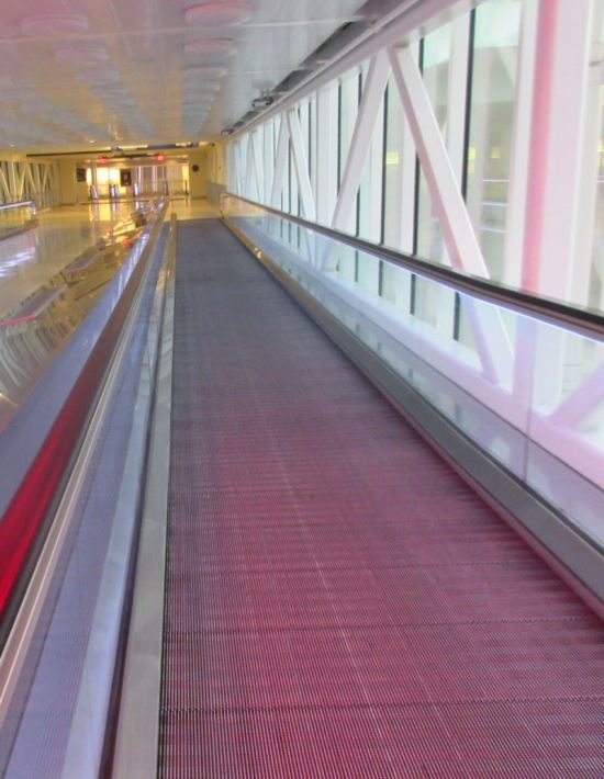 IND Moving Walkway!