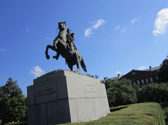 Jackson Statue!